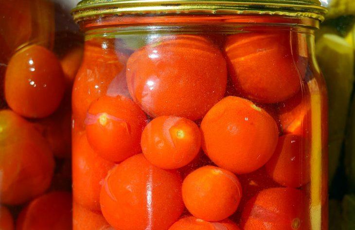 Rezepte Eingelegte Tomaten